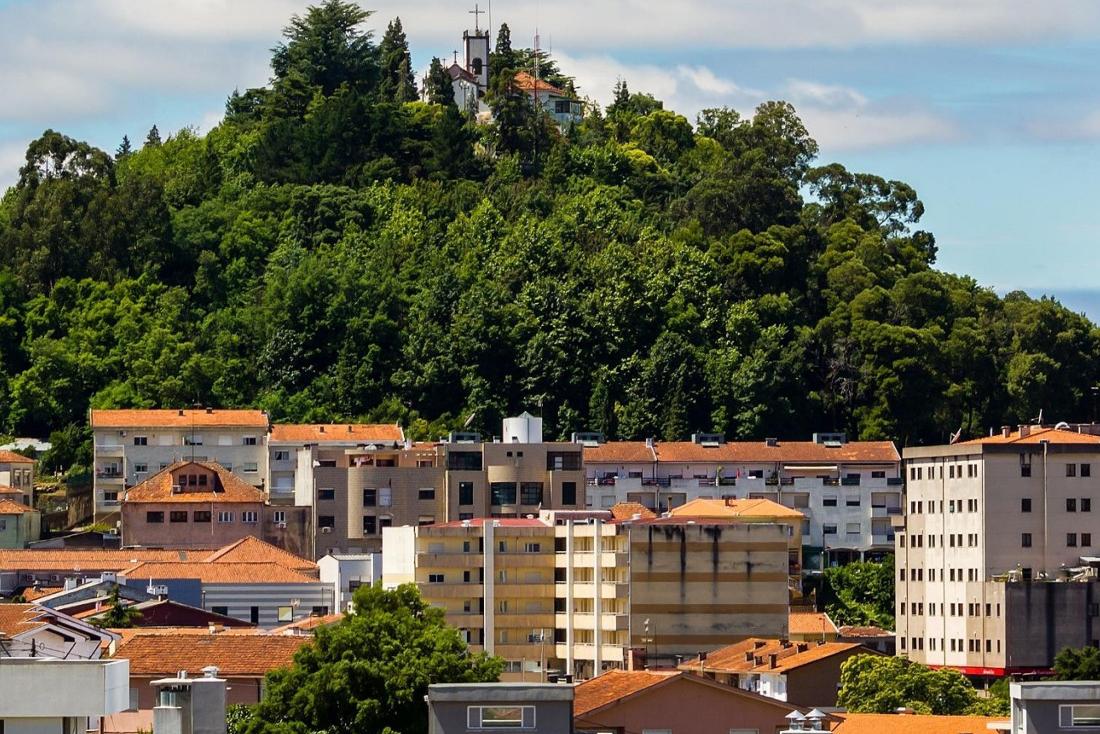 Reabilitação Urbana de S. Cosme e Valbom