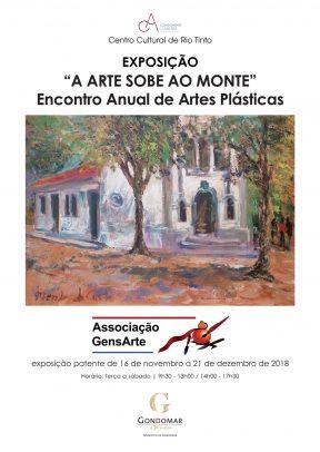 """""""A Arte Sobe ao Monte"""""""