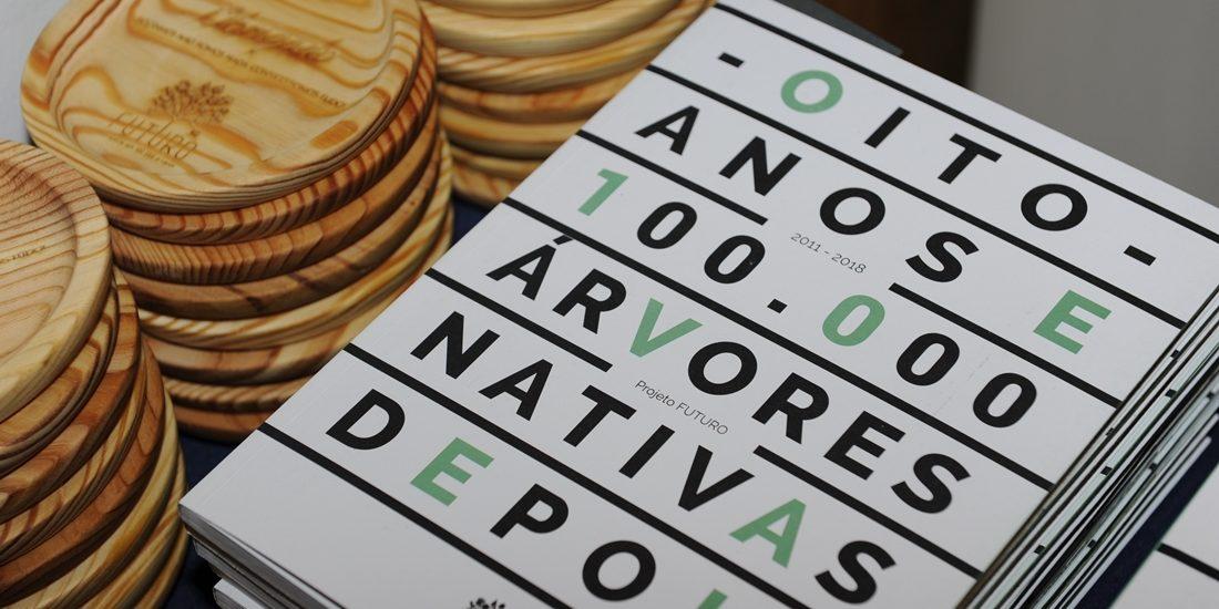 Oito anos e 100 mil árvores nativas depois: o futuro é sustentável?