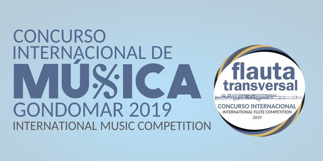 Concurso Internacional de Música 2019 dedicado à flauta transversal