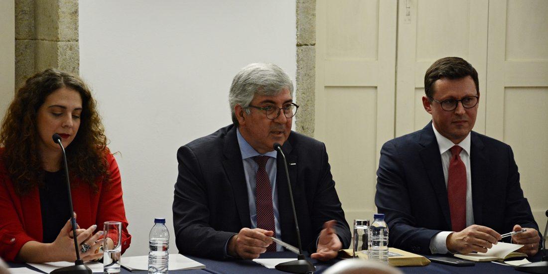 Acesso e sustentabilidade do Ensino Superior preocupam António Sousa Pereira