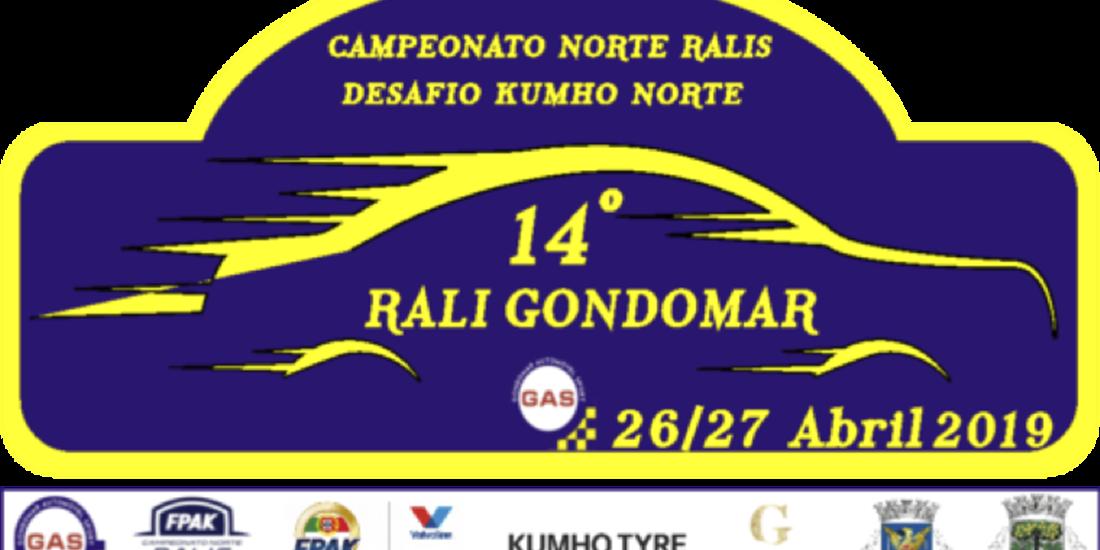 Meia centena de inscritosno 14.º Rali de Gondomar