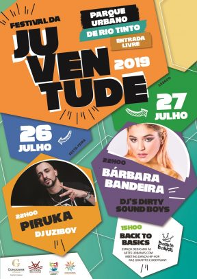 Festival da Juventude 2019