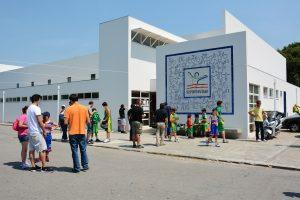 Pavilhão da Escola Secundária de Rio Tinto