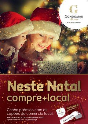 Neste Natal Compre + Local