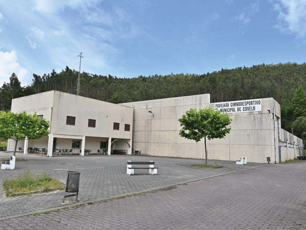 Pavilhão Municipal de Covelo 12