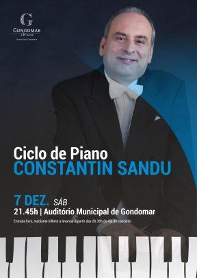 Ciclo de Piano – Constantin Sandu