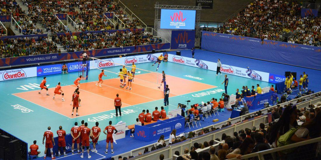Gondomar recebe Volleyball Challenger Cup 2020