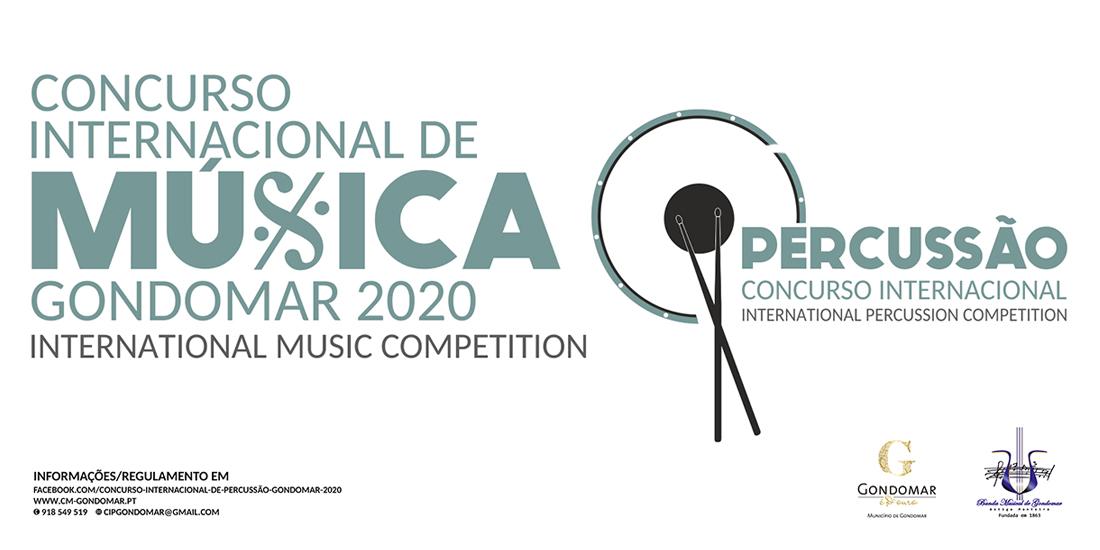 Concurso Internacional de Música – Percussão