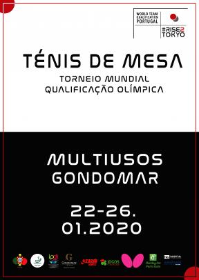 Torneio Mundial de Qualificação Olímpica de Ténis de Mesa