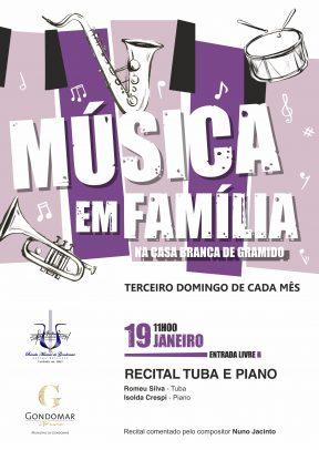 Música em família