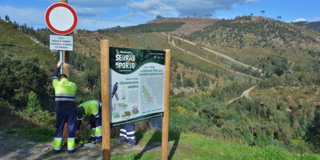 Nova sinalização reforça segurança no rio Ferreira