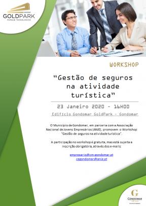 Workshop – Gestão de seguros na atividade turística
