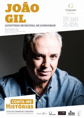 Conta-me histórias – João Gil