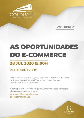 Webinar: As Oportunidades do E-Commerce