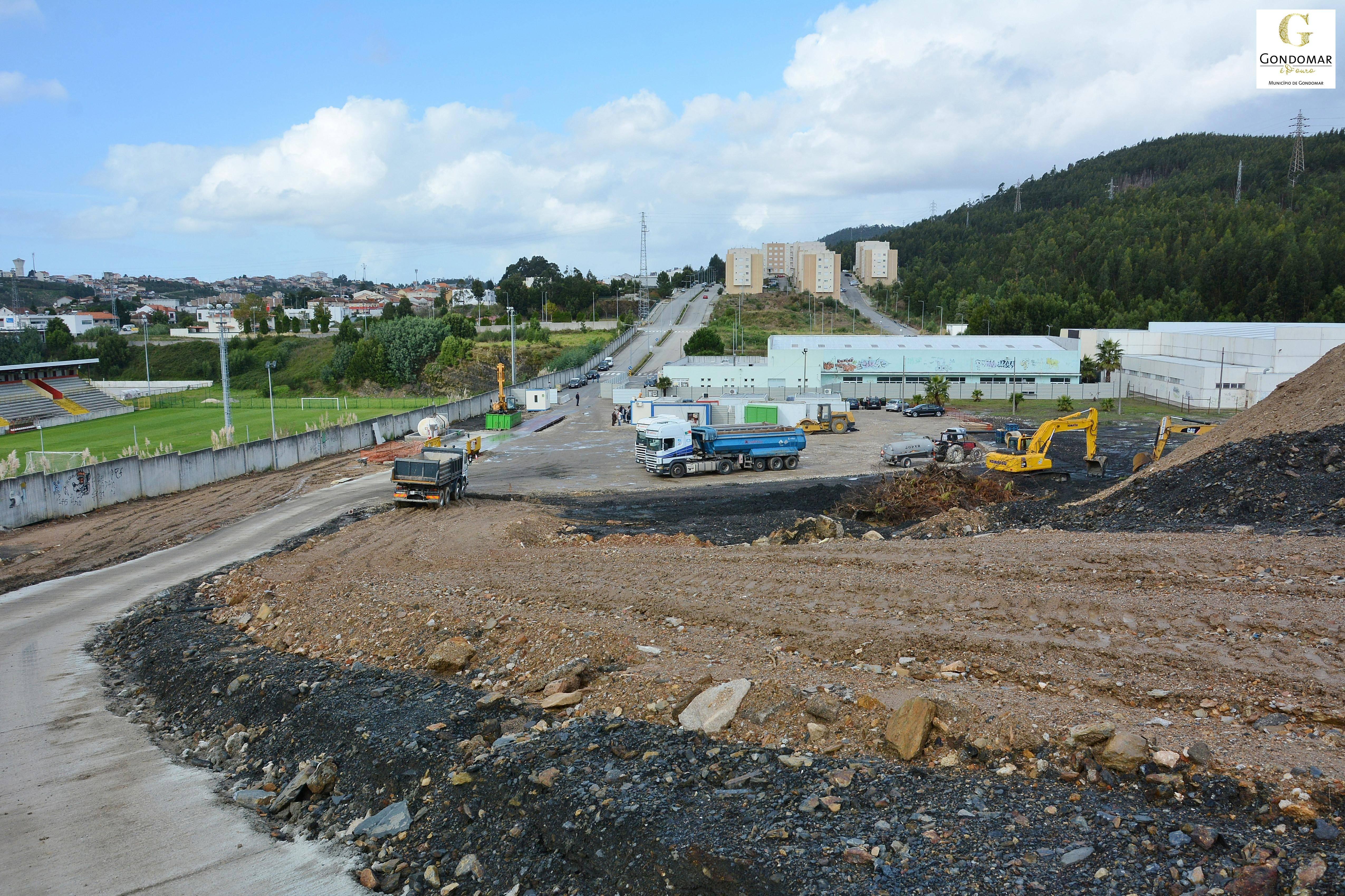 Gondomar toma posse de terrenos em São Pedro da Cova e avança com a retirada de resíduos perigosos