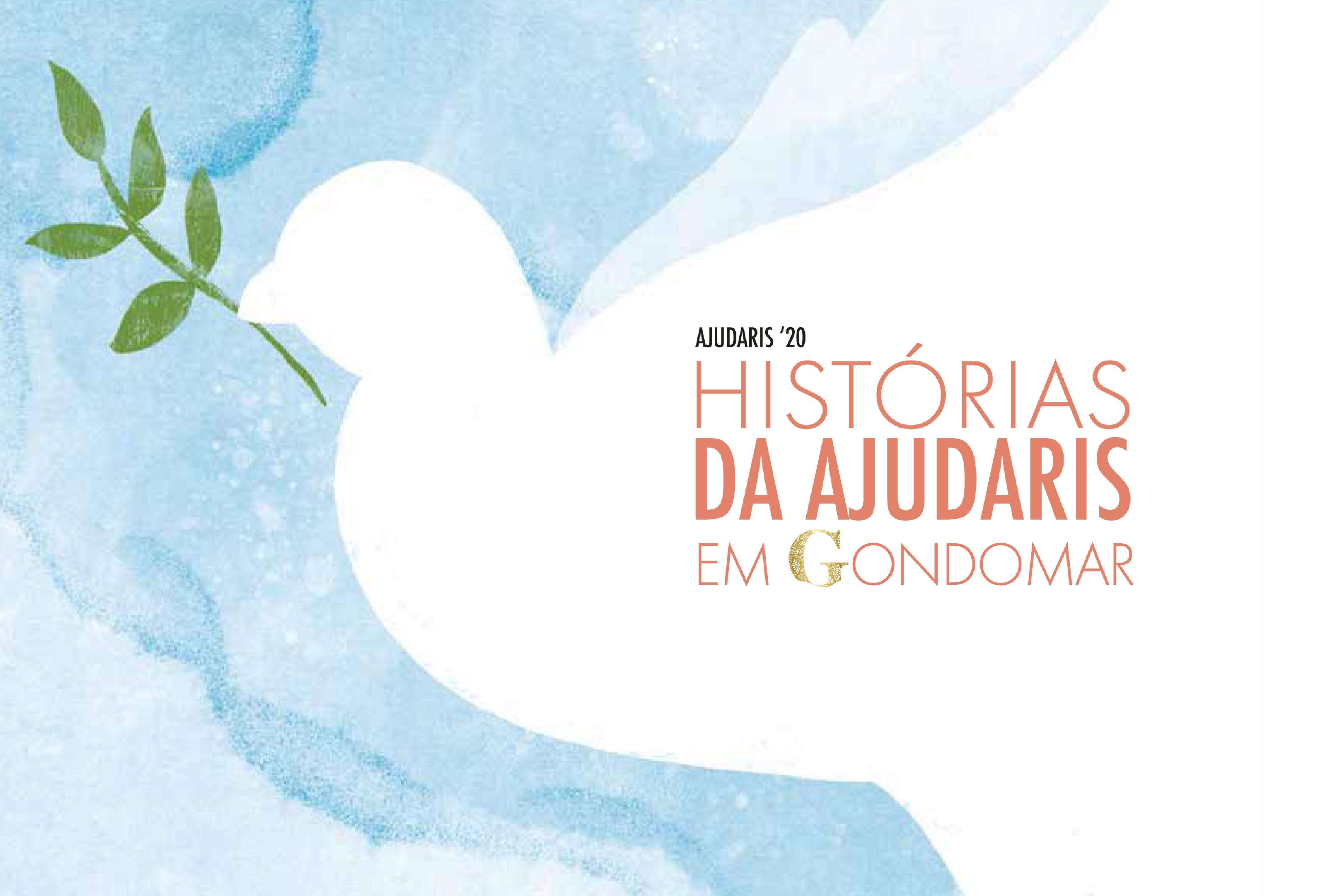 """Lançamento do Livro """"Histórias da AJUDARIS em Gondomar"""""""