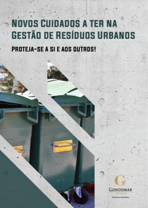 Novos Cuidados a ter na Gestão de Resíduos Urbanos