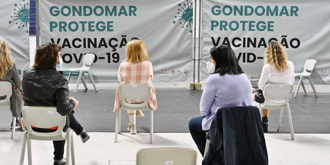 Cerca de 2500 professores e funcionários vacinados este fim-de-semana em Gondomar