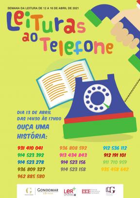 Leituras ao telefone