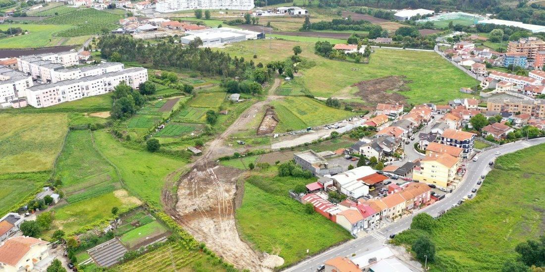 Oito milhões de euros para a construção da Via Nordeste