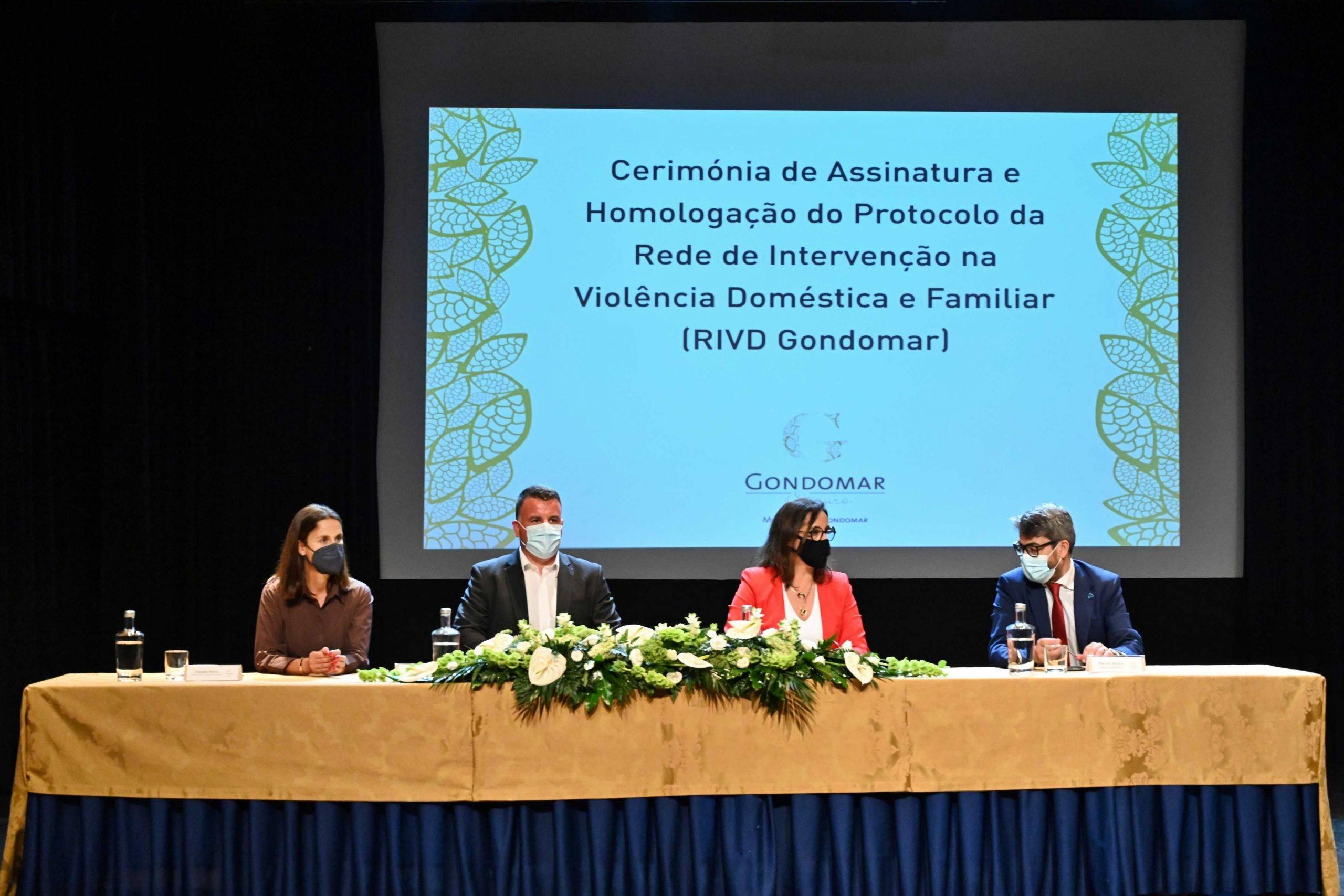 Gondomar cria Rede de Intervenção na Violência Doméstica e Familiar