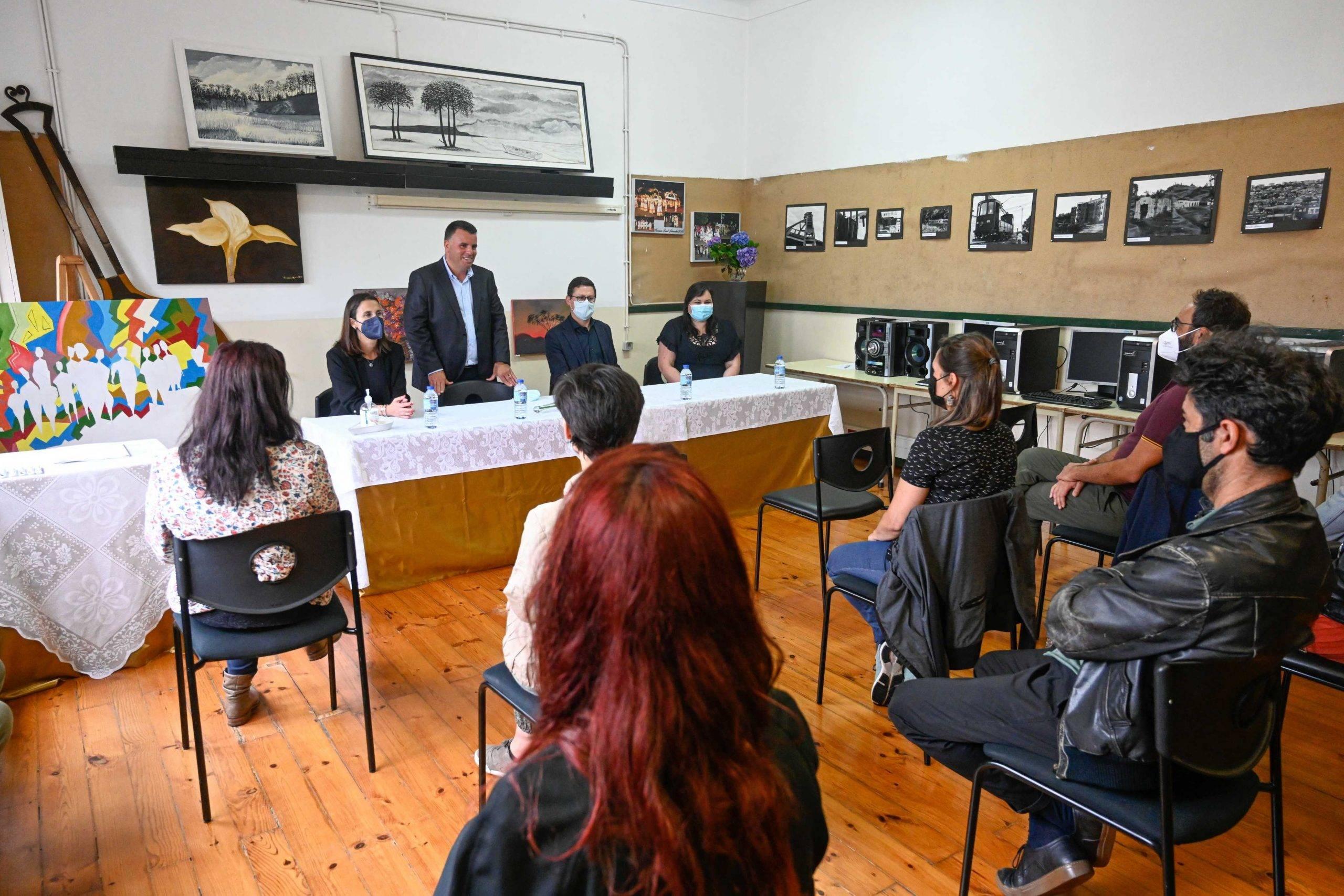 Conheça a Operação PALCO'S – Um Projeto de Arte Comunitária