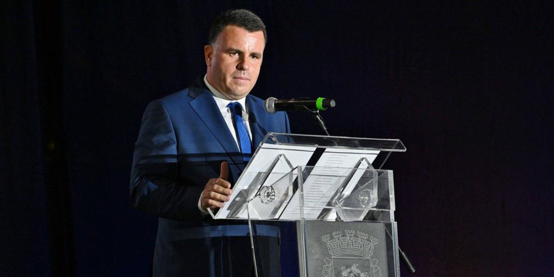 """Marco Martins toma posse para mandato """"com maiores responsabilidades"""""""